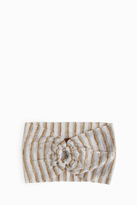 Missoni Lurex Stripe Wide Headband