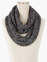 Talbots Boucle Infinity Scarf
