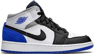 Nike Kids Air Jordan 1 Mid sneakers