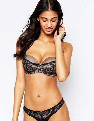 Gossard Supersmooth Glamour Sweetheart Plunge Bra
