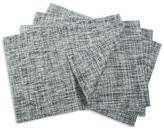 Chilewich Black & White Boucle Placemat