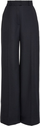 Martin Grant Wool Wide-Leg Trousers