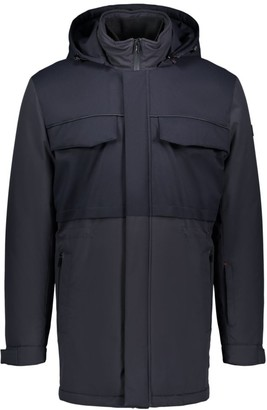 Tumi Woven Three-Layer Coat