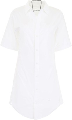 Alexander Wang Oxford Shirt Dress