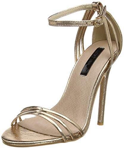 d367fe11a22 Wide Fit Gold Shoes - ShopStyle UK