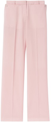 Burberry Pocket Detail Tailored Trousers