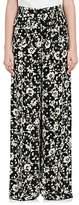Valentino WOMEN'S TIE-FRONT SILK PANTS