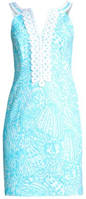 Lilly Pulitzer Valli Lace Stretch Dress