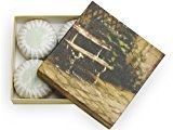 Provence Sante PS Gift Soap Vervain, 2.7oz 4 Bar Gift Box