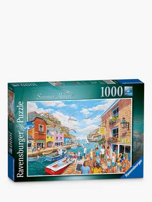 Ravensburger Summer Haven Jigsaw Puzzle, 1000 Pieces