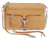 Rebecca Minkoff 'Mini Mac' Convertible Crossbody Bag - Brown