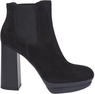 Hogan Woman H391 Ankle Boots