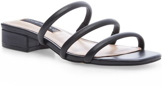 STEVEN NEW YORK Hades Strappy Slide Sandal
