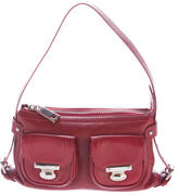 Marc Jacobs Belt-Accented Handle Bag