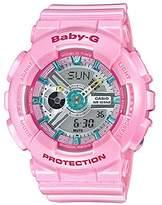Casio G-Shock Women's BA-110CA-4ACR Pink Watch