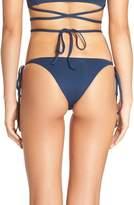 Frankie's Bikinis FRANKIES BIKINIS Marley Side Tie Bottoms