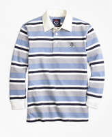 Brooks Brothers Classic Stripe Rugby