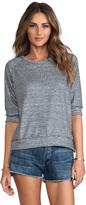 LnA 3/4 Terry Sweatshirt