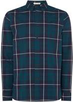 Howick Men's Montrose Blackwatch Check Long Sleeve Shirt