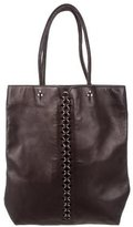 Jerome Dreyfuss Dario Leather Tote