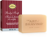 The Art of Shaving Sandalwood Body Soap