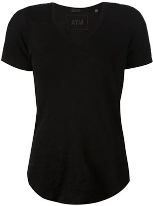 ATM Anthony Thomas Melillo v-neck T-shirt