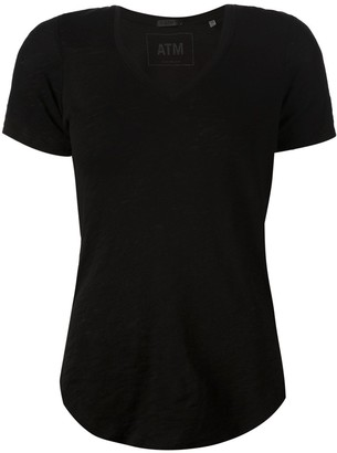 ATM Anthony Thomas Melillo v-neck T-shirt