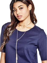 GUESS Bixby Collar Y Necklace