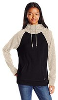 Obey Women's Jackson Colorblock Pullover Hoodie