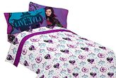 Disney The Descendants Bad vs Good Microfiber Sheet Set, Twin