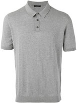 Roberto Collina polo shirt - men - Cotton - 46