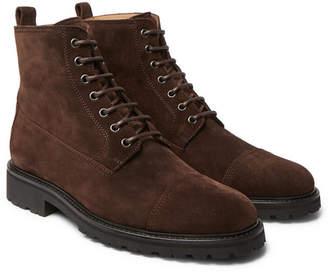 Belstaff Alperton 2.0 Suede Boots