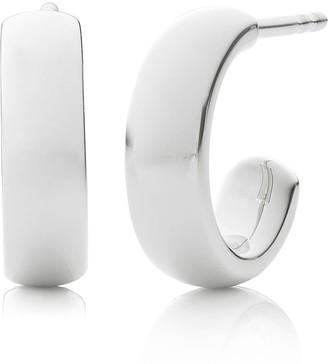Monica Vinader Fiji Mini Hoop earrings