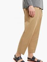 Marni Beige Tapered-leg Trousers
