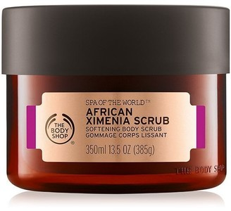 The Body Shop Spa of the World African Ximenia Exfoliating Body Scrub