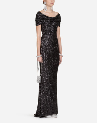 Dolce & Gabbana Sequined Dress