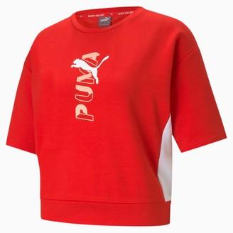 Puma Modern Sports Women's Sweat Tee