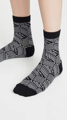 Off-White Medium Monogram Socks