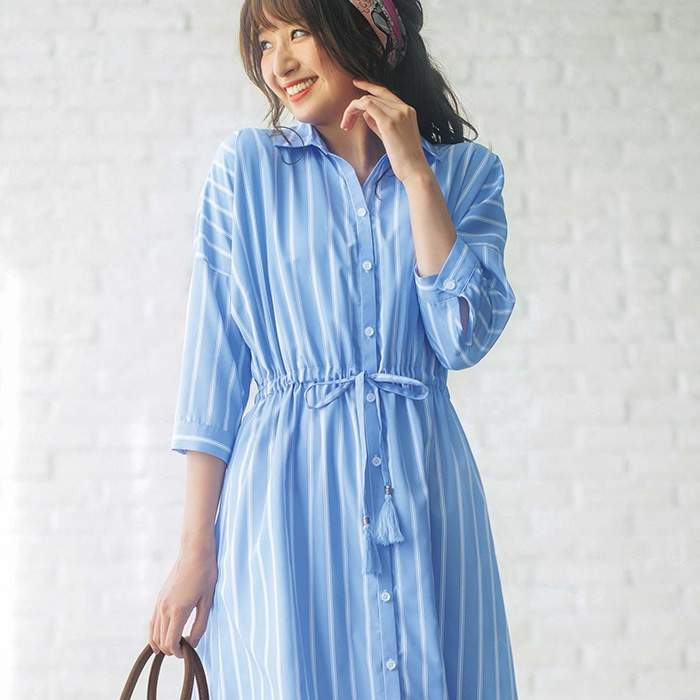 9d6d37a321825 シャツワンピ コーデ - ShopStyle(ショップスタイル)