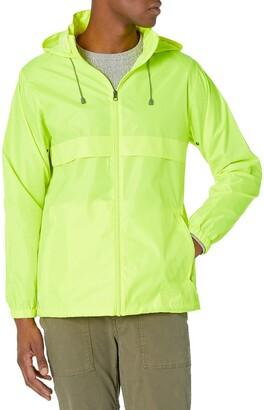 TM365 Men's Zone Protect Lightweight Full Zip Jacket