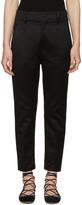 Etoile Isabel Marant Black High-rise Moah Trousers