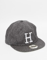 Huf X New Era Wool Heritage Fitted Cap