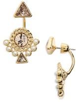 Givenchy Women's Chelsea Drop Back Earrings