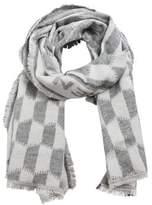 MANGO Message bicolor scarf