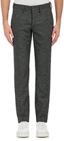 Incotex MEN'S BIRDSEYE-WEAVE TROUSERS