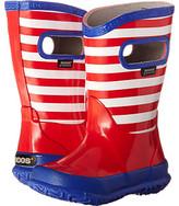 Bogs Rain Boot Stripes (Toddler/Little Kid/Big Kid)