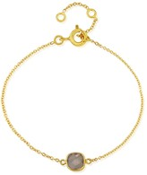 Auree Jewellery Brooklyn Labradorite & Gold Vermeil Bracelet