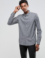 Ps By Paul Smith Paul Smith Shirt With Check In Tailored Slim Fit