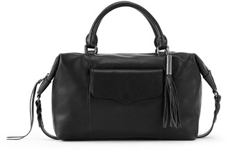 The Sak Sierra Convertible Satchel Handbag