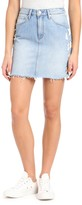 Mavi Jeans Frida Lace-Up Denim Skirt